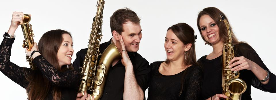 Sirocco Saxophone Quartet - 19 May